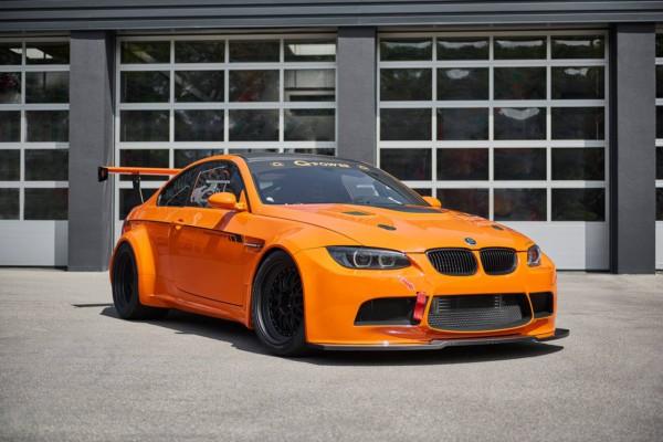G-Power представили 720-сильный BMW M3 GT2 S Hurricane