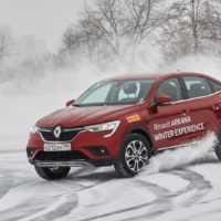 Зимний тест-драйв Renault Arkana: коньки подпевают, звеня