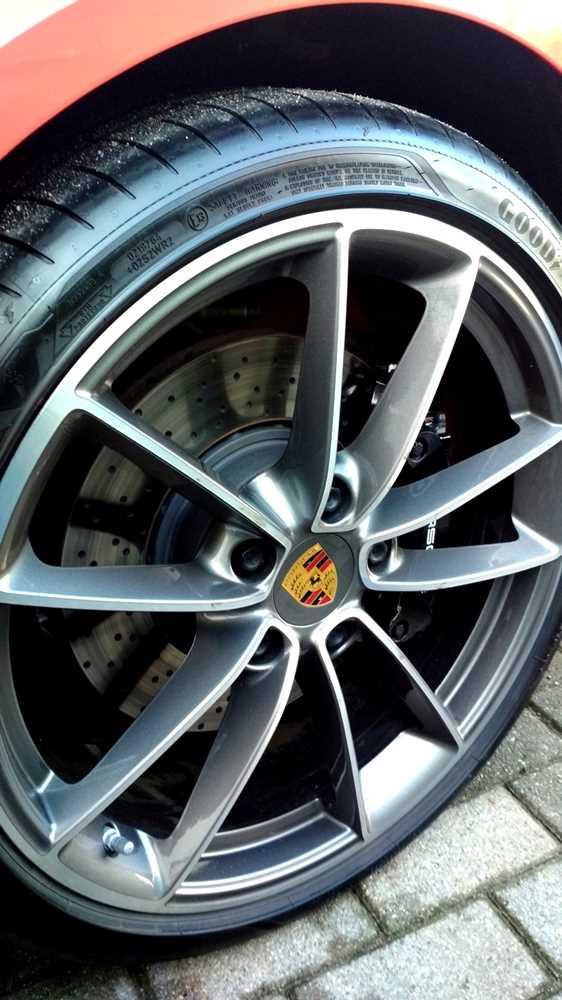 Тест драйв Porsche 911 Carrera  штрафной патрон