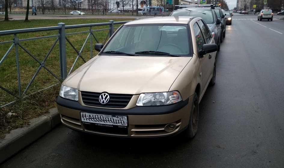 Секонд-тест Volkswagen Pointer: малый ход