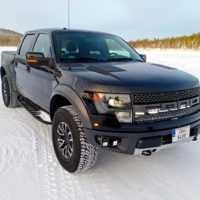 Тест-драйв Ford F-150 SVT Raptor: разбудить ген богатыря
