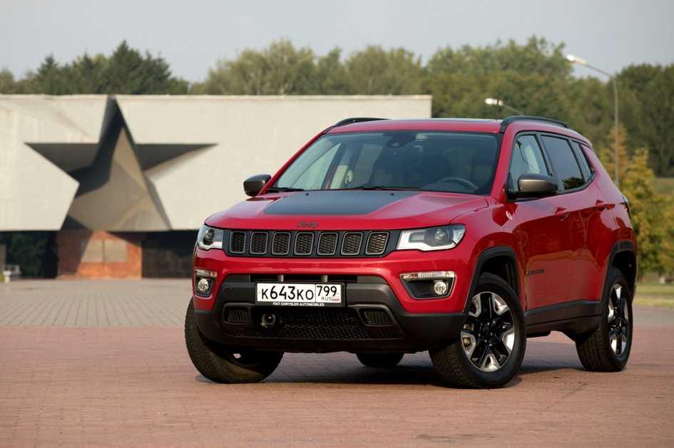 Тест-драйв Jeep Compass: своим курсом