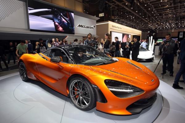 В Женеве показали преемника McLaren 650S