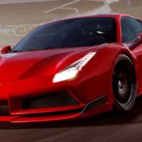Ferrari 488 получил улучшения от Novitec