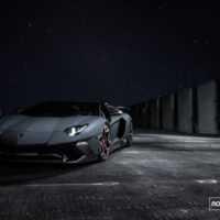 Novitec Torado представили зловещий Aventador