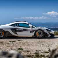 Prior Design обновили McLaren 570S