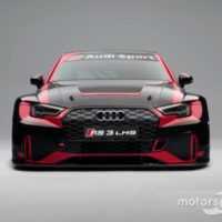 Audi готовит спортивный автомобиль RS 3 LMS