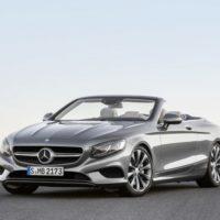 29945 Благодарным наследникам. Mercedes S-Class Cabriolet (A217)