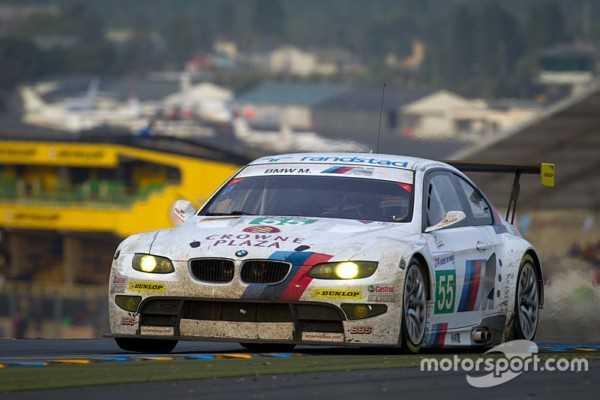 #WEC: BMW будет выступать в классе GTE