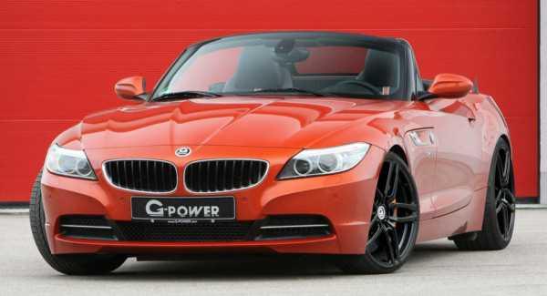 G-Power  обновили BMW Z4