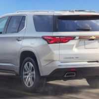 25923 2022 Chevrolet Traverse – Features, Interior & Exterior Details