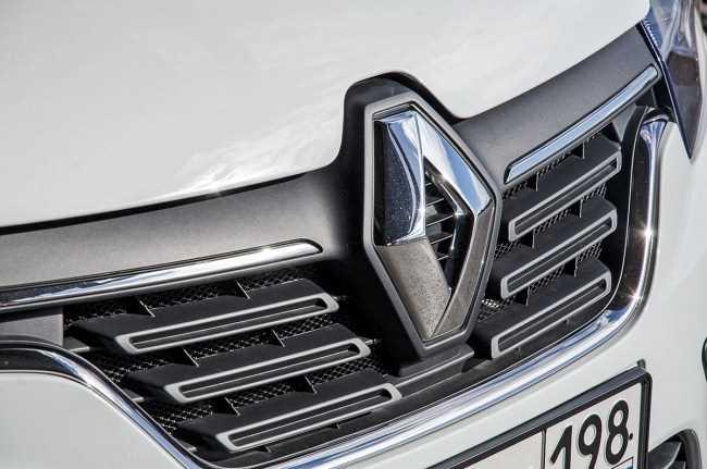 30253 Чем новая версия лучше старой. Renault Logan