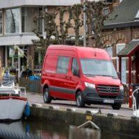 30172 Фургон онлайн. Mercedes Sprinter Kastenwagen (W907)
