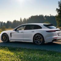 Гибрид на максималках. Porsche Panamera Turbo E-Hybrid Sport Turismo