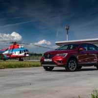Тест-драйв Renault Arkana: красавчик поневоле
