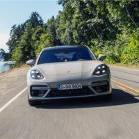 Мечты сбываются. Porsche Panamera Sport Turismo
