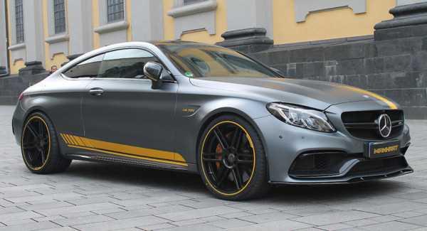 Mercedes-AMG C63 S Coupe получил 700 л.с.