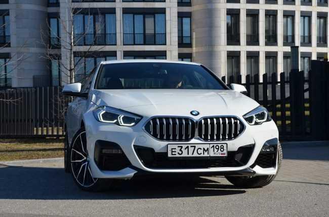 30209 Передний привод, три цилиндра — это точно БМВ?!. BMW 2 Series Gran Coupe (F44)