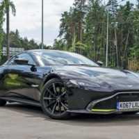 Перерождение. Aston Martin Vantage