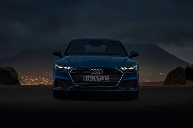 30286 Три «Э». Audi A7 Sportback