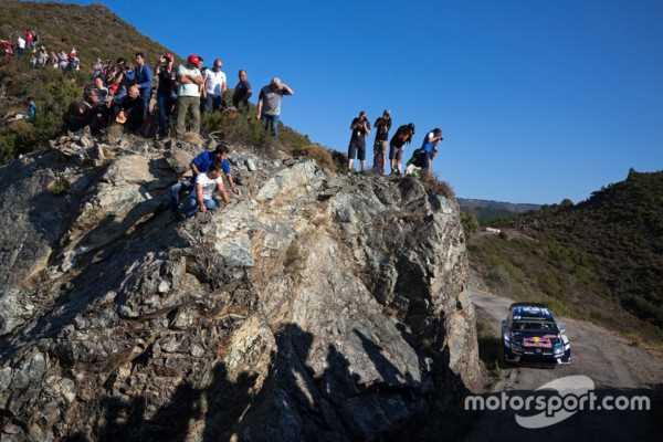 #WRC: ралли Франции