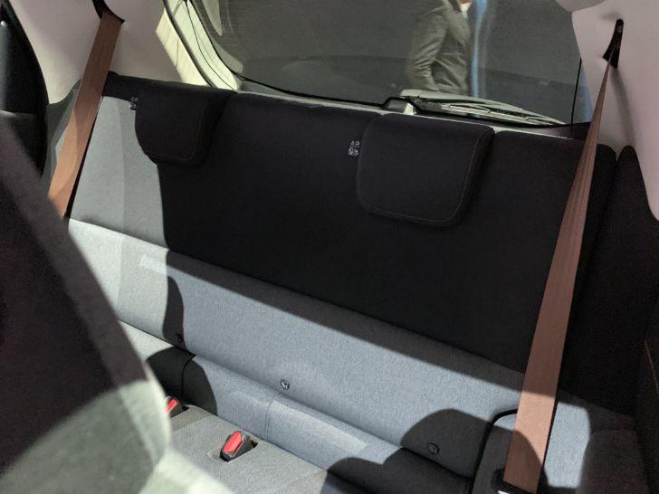 Honda e Prototype дебютировал на Женевском автосалоне
