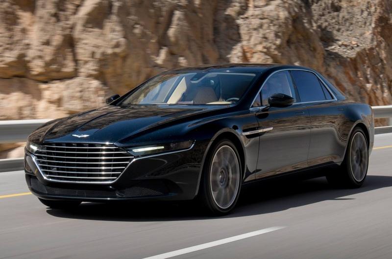 30899 Перерождение. Aston Martin Vantage