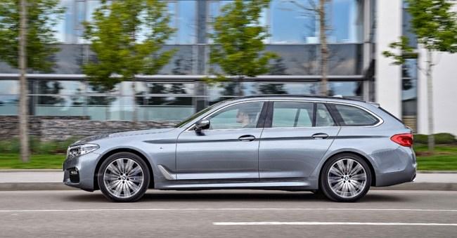 31106 BMW 520d Touring: что разрешено в Баварии, запрещено у нас. BMW 5 Series Touring (G31)