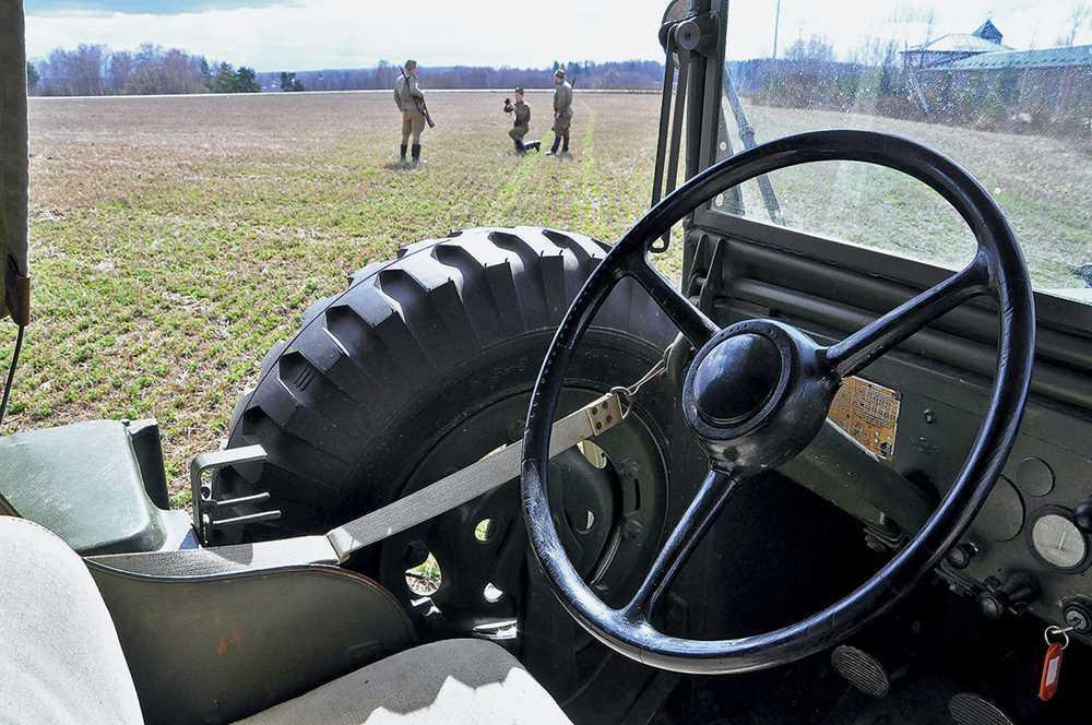 Редкий армейский Dodge WC-62 «для дядюшки Джо», или за что мы должны были американцам 10 млрд долларов
