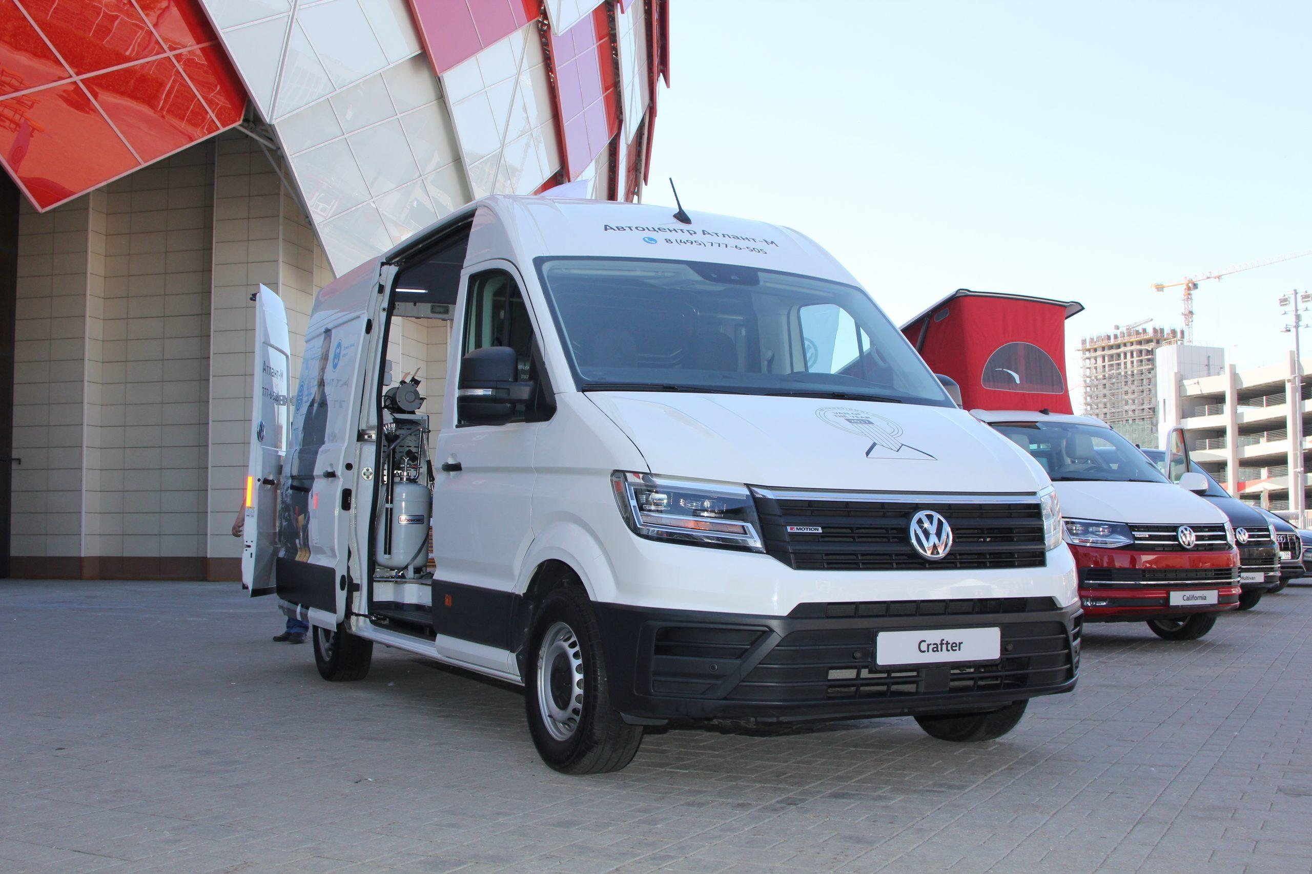 Спецверсии по привычной схеме: Volkswagen Коммерческие автомобили внедряет централизованную схему поставки спецавтомобилей в дилерские центры.