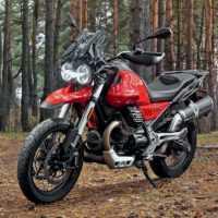 Итальянский «кроссовер» за миллион рублей. Moto Guzzi V85 TT