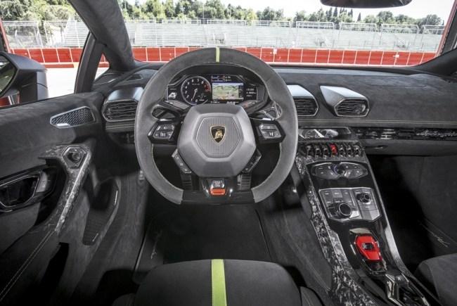 31138 Lamborghini Huracan Performante: как с помощью ветра обогнать всех. Lamborghini Huracan LP640-4 Performante