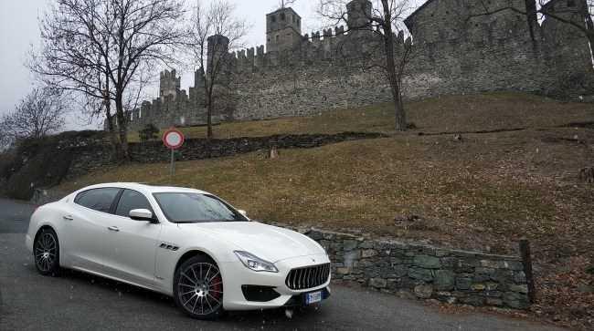31329 Maserati Quattroporte: тело седана, сердце жеребца. Maserati Quattroporte