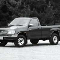 31055 Настоящий ковбой. Toyota Tundra CrewMax
