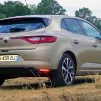 31064 Невозвращенец. Renault Megane Hatchback