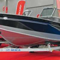 30657 Прицепы для катеров и плавучий трансформер: что показали на Moscow Boat Show