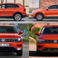 31388 Сомневаемся в перспективах кроссовера Volkswagen Tiguan Allspace. Volkswagen Tiguan Allspace