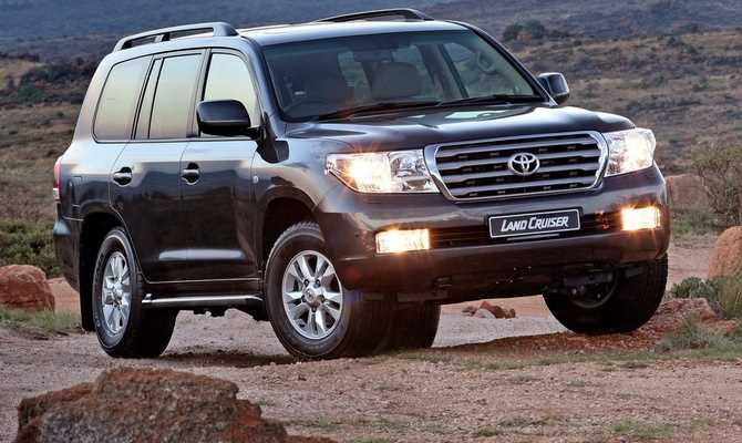 30485 Тюнинг Toyota Land Cruiser – престижный внедорожник можно сделать еще лучше!