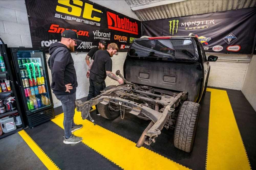 Чемпион Европы по дрифту строит 1000-сильный пикап Navara с мотором от GT-R