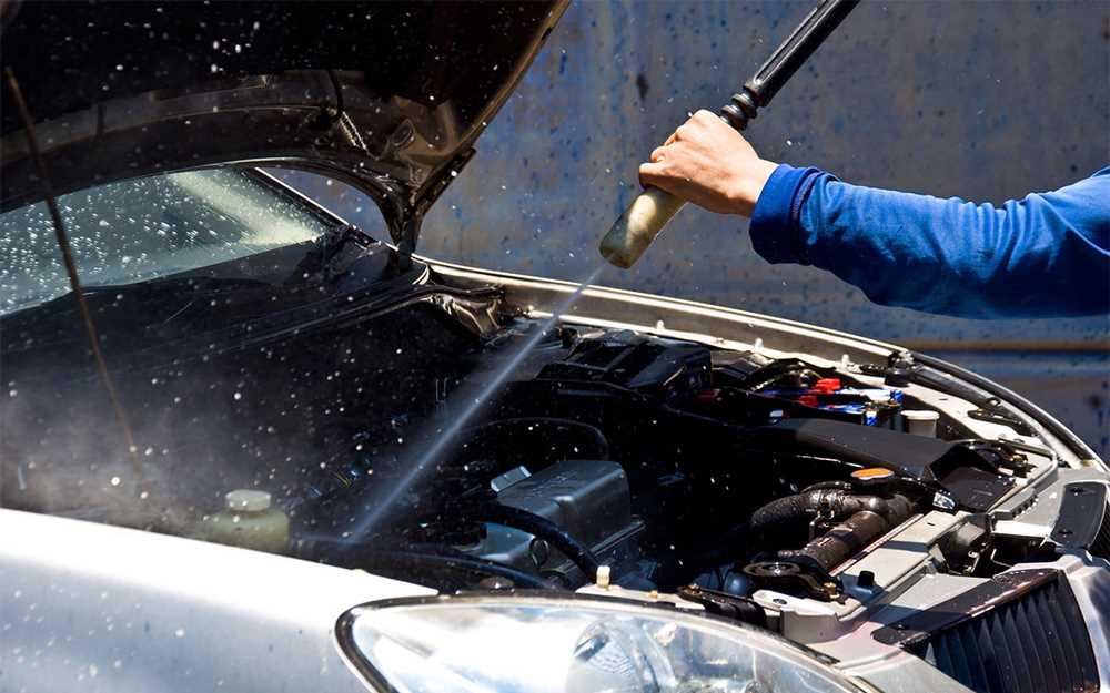 Что делать, если двигатель автомобиля закипает?
