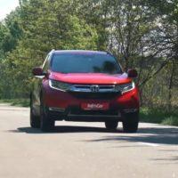 Honda CR-V Hybrid: в светлое будущее без коробки передач. Honda CR-V