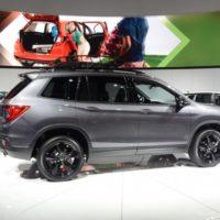 Honda Passport - возрождение или начало новой линейки?. Honda Passport