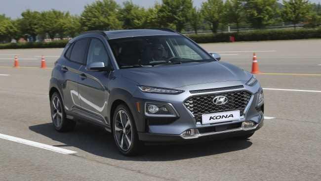 31941 Hyundai Kona: Крепыш. Hyundai Kona