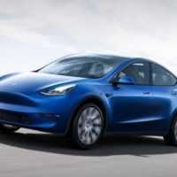 31835 Model Y вот Tesla - новый подход к концепции SUV. Tesla Model Y