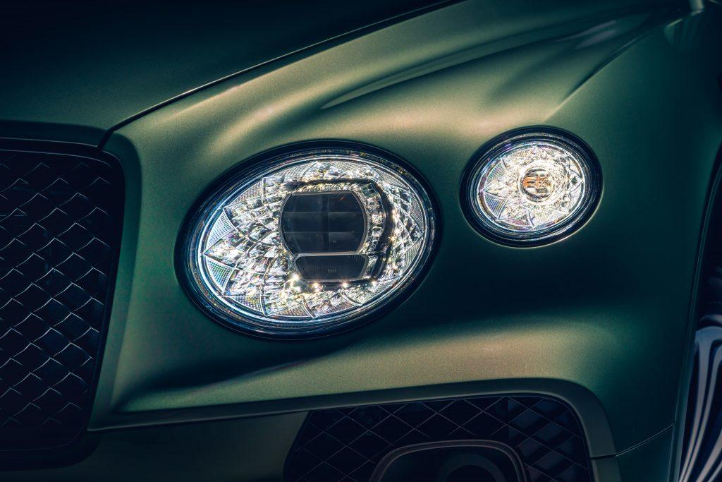 Обновленный Bentley Bentayga стал еще роскошнее