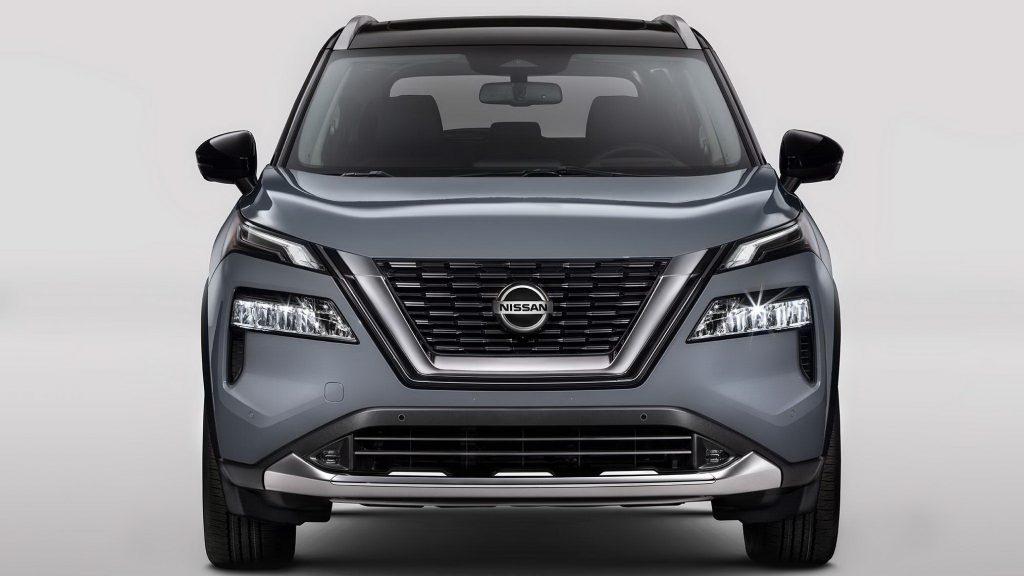 32085 Новый кроссовер Nissan X-trail приедет в Россию через год