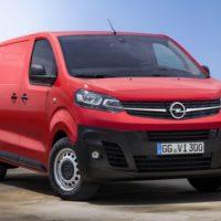 32223 Opel Vivaro: компактный фургон для бизнеса. Opel Vivaro