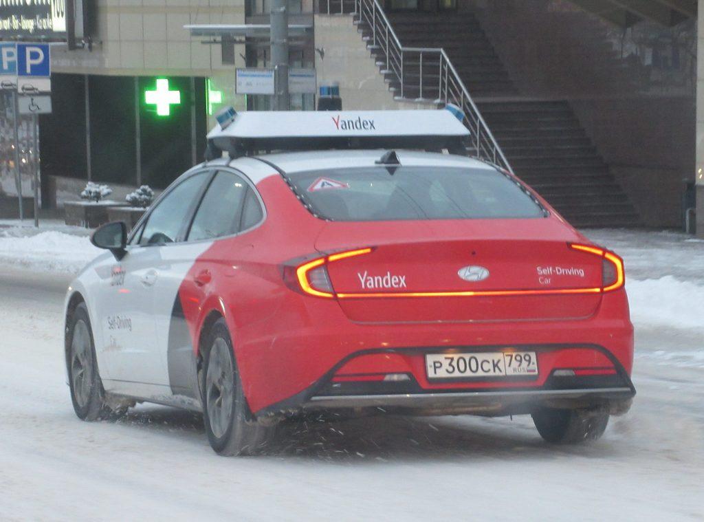 Как беспилотники Яндекс оставят без работы водителей и курьеров
