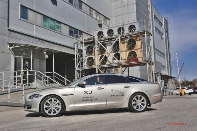 32240 Представительская машина времени. Jaguar XJ. Jaguar XJ
