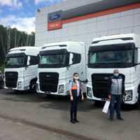 31939 Продовольственная программа: крупный перевозчик продуктов питания приобрел грузовики Ford F-Max